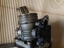 Renault Megane I Alapjárati motor