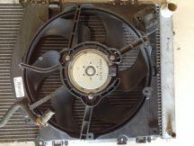 Renault Clio III Hűtő ventilátor