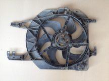 Renault Trafic Hűtő ventilátor kerettel