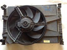 Ford Fiesta Hűtő ventilátor