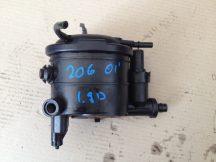 Peugeot 206 Gázolajszűrő