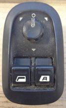 Peugeot 206 Ablakemelő kapcsoló