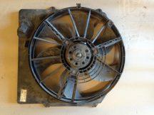 Renault Clio II/ Renault Thalia Hűtő ventilátor kerettel