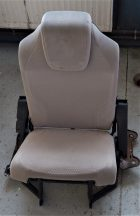 Citroen C4 Picasso Ülés