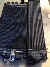 Ford Mondeo Intercooler hűtő