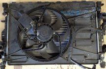 Ford Galaxy Hűtő szett