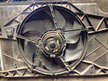 Renault Laguna II Ventilátor