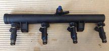 Citroen C5  Injektorsor