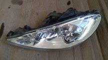 Peugeot 206 Fényszóró