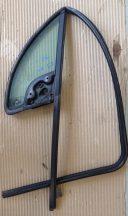CItroen C3 Ablaküveg kéder gumival