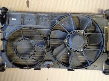 Ford Tourneo Connect Hűtő ventilátor kerettel