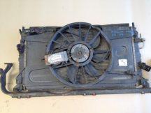 Ford Focus II-III Hűtő ventilátor