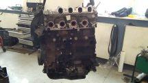 Citroen C6 Motorblokk hengerfejjel
