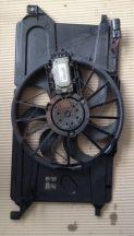 Volvo C30 Hűtő ventilátor kerettel