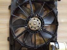 Renault Megane I Hűtő ventilátor kerettel