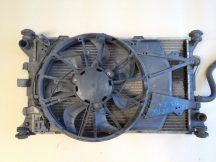 Ford Focus I Hűtő ventilátor