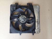 CItroen C3 2003-2008 Hűtőventilátor kerettel