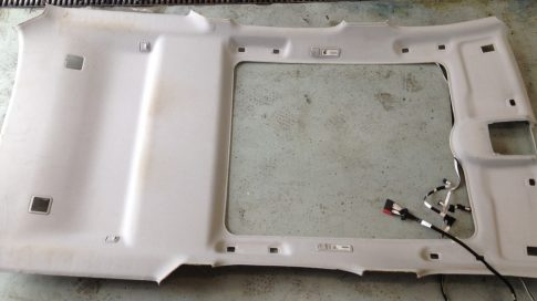 Citroen C5 III Tetőkárpit