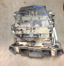 Citroen Jumpy/ Peugeot Expert/ Fiat Scudo Fűtésbox