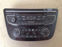 Peugeot 508 Klímavezérlő, rádió kapcsolóval
