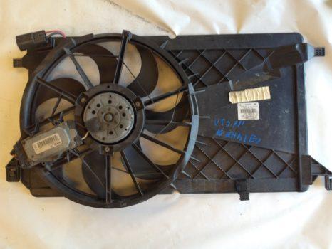 Volvo V50 Hűtő ventilátor