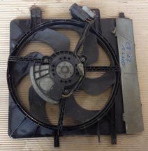 CItroen C3 Hűtő ventilátor kerettel