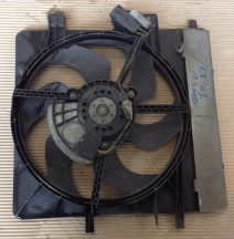 CItroen C3 2003-2008 Hűtő ventilátor kerettel