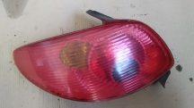 Peugeot 206 Hátsó lámpa