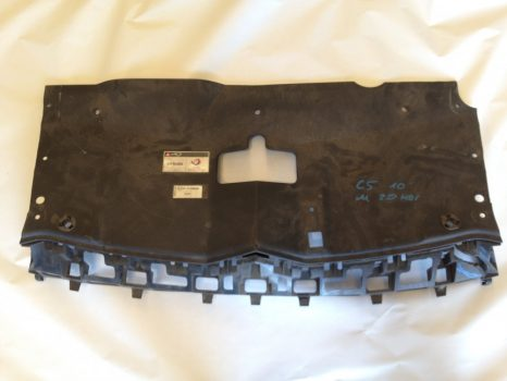 Citroen C5 III Zárhíd takaró