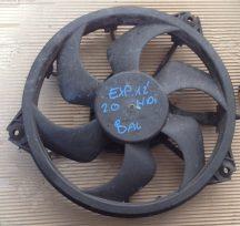 Citroen Jumpy/ Peugeot Expert/Fiat Scudo 2007-2015 Hűtő ventilátor
