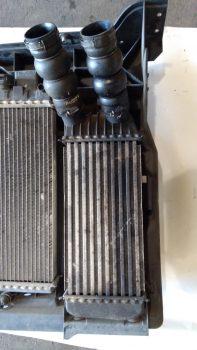 Citroen Jumpy/ Peugeot Expert/Fiat Scudo 2007-2015 Intercoolerhűtő