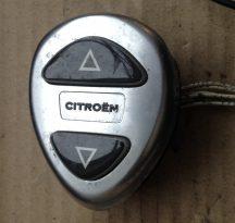 Citroen C5  Rugózás fokozatkapcsoló