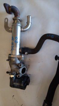 Citroen Jumpy/ Peugeot Expert/ Fiat Scudo EGR szelep hűtővel