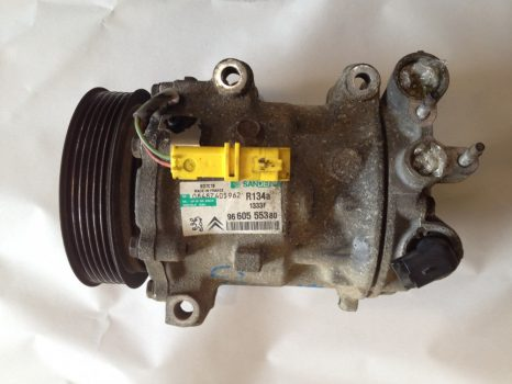 Citroen C5 III Klímakompresszor