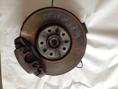 Citroen C5 III Csonkállvány