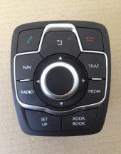 Peugeot 508 Navigációs kapcsoló panel