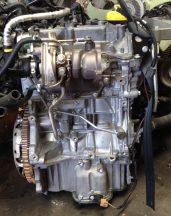 Renault Clio IV Komplett motor